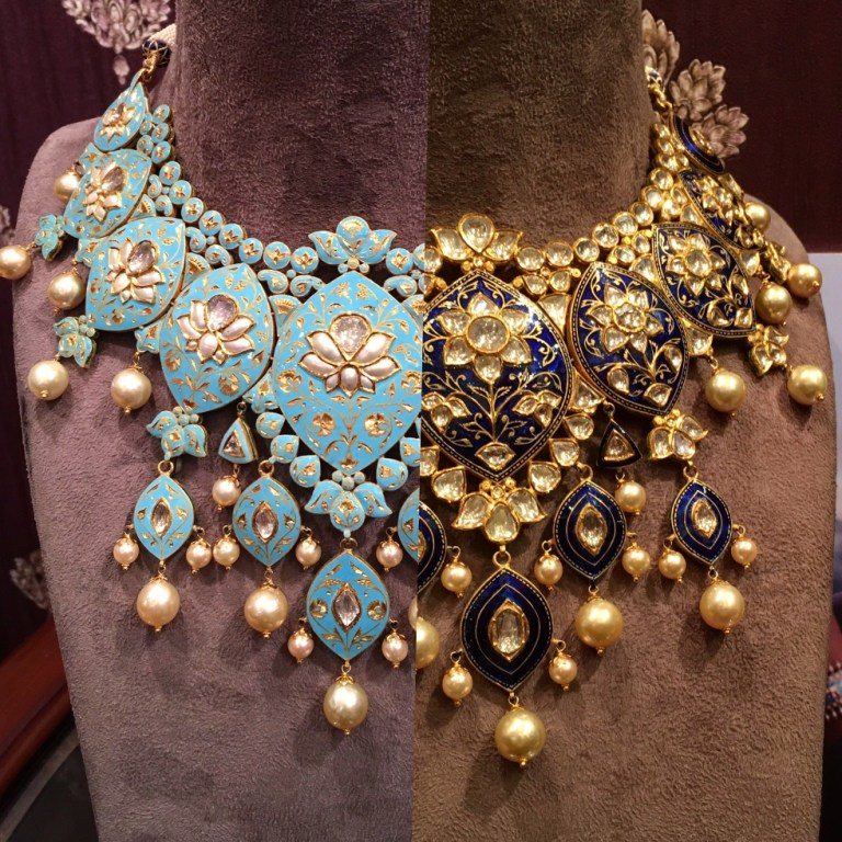 Sharwani- Necklace